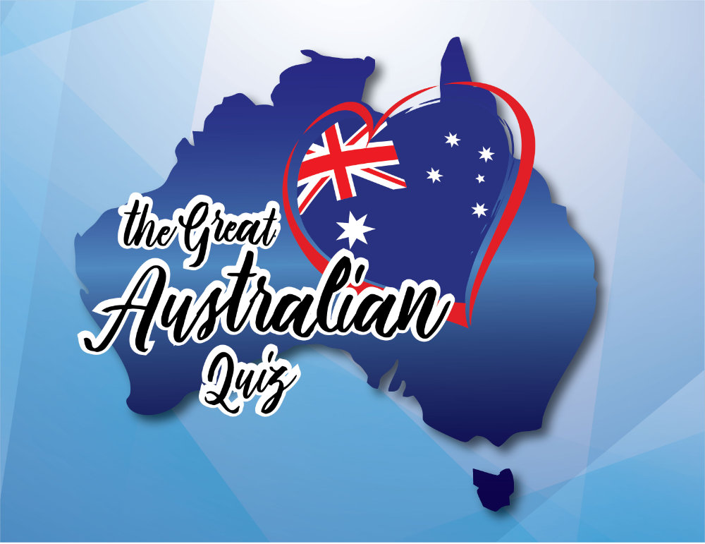 the Great Australian Quiz - SAVE THE DATE image